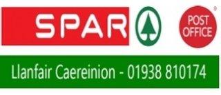 Spar and Post Office Llanfair Caereinion