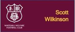Player Sponsor - Scott Wilkinson