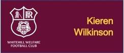 Player Sponsor - Kieren Wilkinson