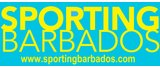 Junior GK shirt sponsor - Sporting Barbados
