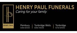 Henry Paul Funerals