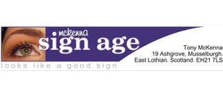 McKenna Signage