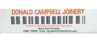 Donald Campbell Joinery
