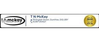 T N McKay