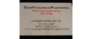 Sean Fitzgerald Plastering