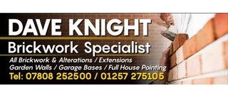 Dave Knight Brickwork