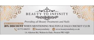 Beauty to Infinity