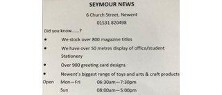 Seymour News