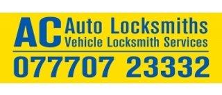 AC Auto Locksmiths