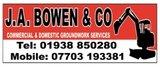 J. A. BOWEN & CO - J. A. BOWEN & CO