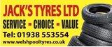 Shirt Sponsor - Jacks Tyres