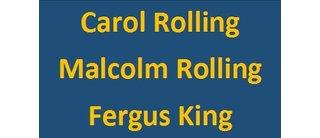 Carol, Malcolm and Fergus