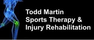 Todd Martin Sports Therapy & Injury Rehabilitation