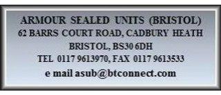 Armour Sealed Units (Bristol) Ltd