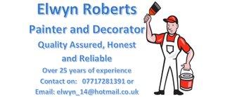 Elwyn Roberts