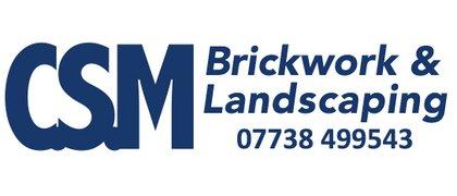 CSM Brickwork & Landscaping