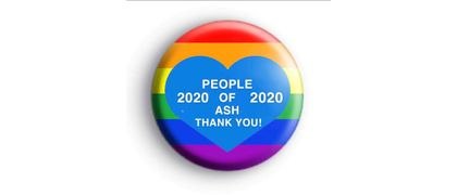 Thank You Ash 2020