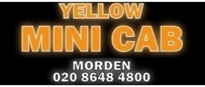 Yellow Mini Cab