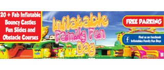 Inflatable Family Fun Days