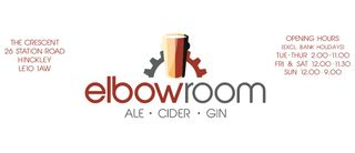Elbow Room Ale & Cider House