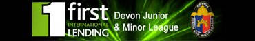 First International Lending Devon Junior and Minor League