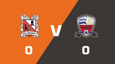 Highlights: Darlington vs Nuneaton Town