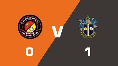 Highlights: Ebbsfleet United vs Sutton United