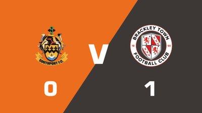 Highlights: Southport vs Brackley Town