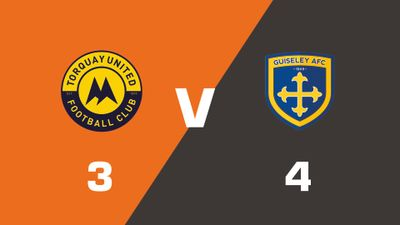 Highlights: Torquay United vs Guiseley