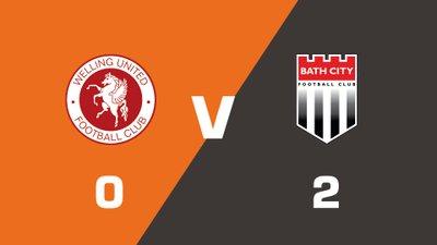Highlights: Welling United vs Bath City