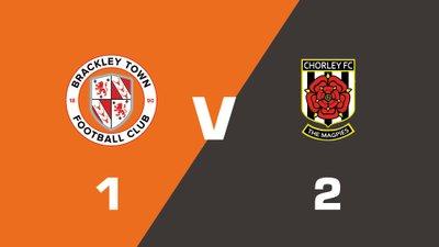 Highlights: Brackley Town vs Chorley