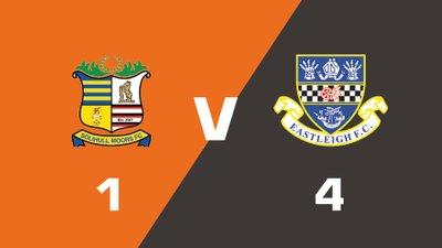 Highlights: Solihull Moors vs Eastleigh