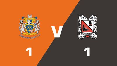 Highlights: Stockport County vs Darlington