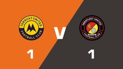 Highlights: Torquay United vs Ebbsfleet United