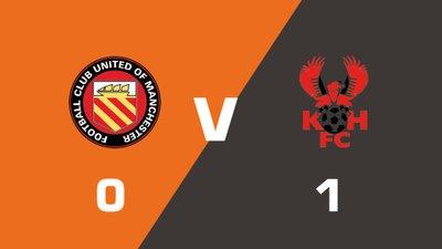 Highlights: FC United Of Manchester vs Kidderminster Harriers
