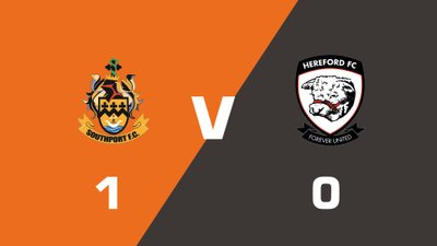 Highlights: Southport vs Hereford