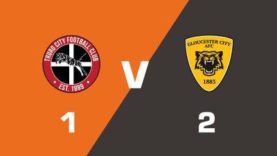 Highlights: Truro City vs Gloucester City