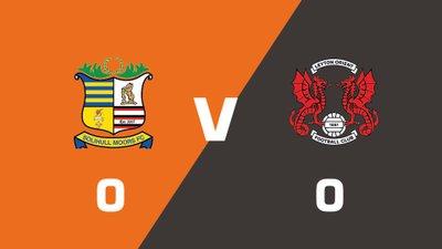 Highlights: Solihull Moors vs Leyton Orient
