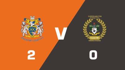 Highlights: Stockport County vs Curzon Ashton