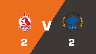 Highlights: Alfreton Town vs Chester