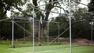 Outdoor Training Nets (out of bounds until 11th March)