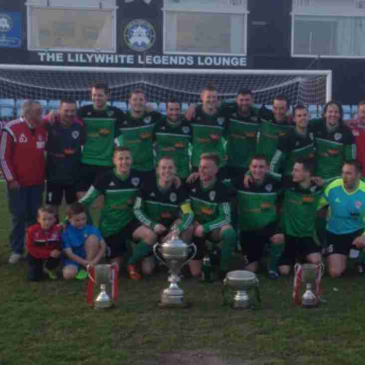 Llanrwst United require a new first team manager