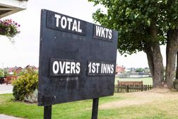 EBCC 2nd XI host touring team from Kent on Saturday 24th August