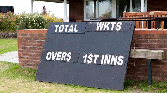 Finchampstead CC Match Reports - 27th July 2019