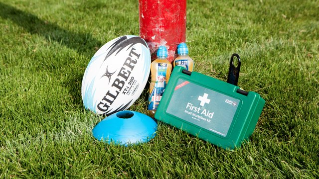 Tackling rugby as a family