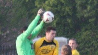 Cup Final vs East Calder - 22/04/11