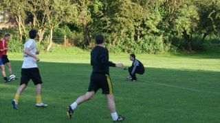 Training 20/08/12