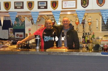 The Barman and his Friend