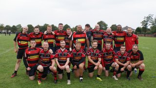 Widnes 3rds lose at the Halliwell Jones!