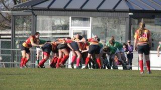 Peterborough Ladies V SCWRFC 21/02/2019